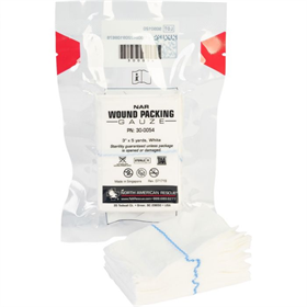 NAR Wound Packing Gauze