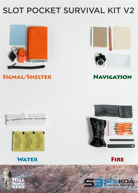Slot Pocket Survival Kit (v2)