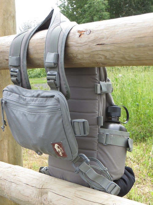 Chest Rig And Hiking Zombie Squad