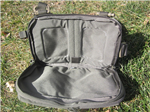 pistol compartment detail<br>common to all Kit Bag types
