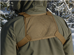 mesh backed H-harness<br>common to all Kit Bag types