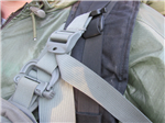 Lifter Strap docked to pack<br>works with all types<br>included only with original